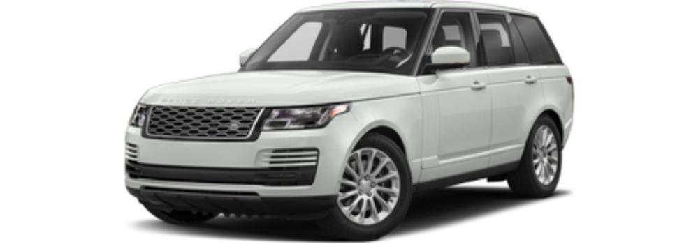 Brand new Range Rover finance deals