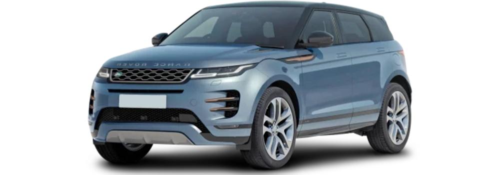 New Range Rover Evoque finance offer