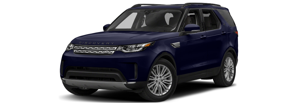 New Land Rover Discovery finance offer