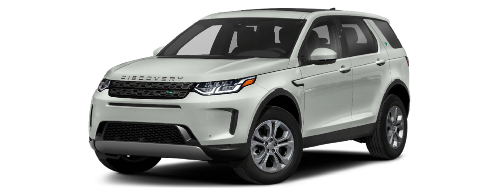 New Land Rover Discovery Sport finance offer