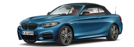 New BMW M240i Convertible