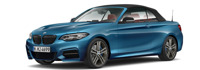 Approved Used BMW M240i Convertible from Dick Lovett
