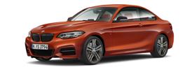 New BMW M240i Coupé