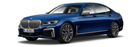 New BMW M760Li xDrive