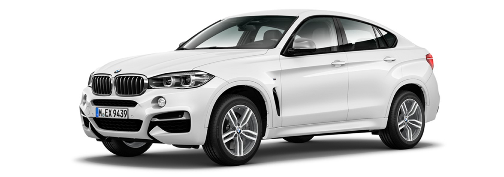 Brand new BMW X6 M50d finance deals