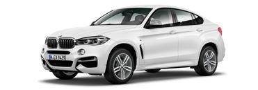 Brand new BMW X6 M50d finance deals