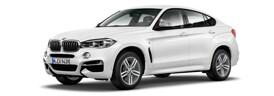 New BMW X6 M50d