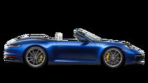 New April 20, 2021 01:51 Porsche 911 Carrera 4S Cabriolet