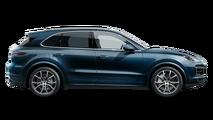 New September 21, 2021 09:07 Porsche Cayenne Turbo