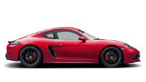 New March 6, 2021 05:26 Porsche 718 Cayman GTS 4.0