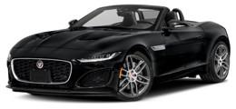 New September 21, 2021 08:59 Jaguar F-TYPE Convertible