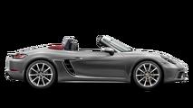 New June 20, 2021 04:27 Porsche 718 Boxster