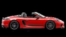 New June 20, 2021 04:27 Porsche 718 Boxster T