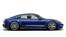 New May 16, 2021 12:38 Porsche Taycan Turbo
