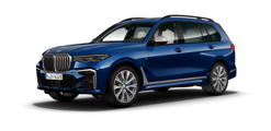 New March 8, 2021 15:20 BMW X7 M50d and M50i