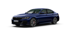 New March 8, 2021 14:45 BMW 5 Series Saloon M Sport Edition