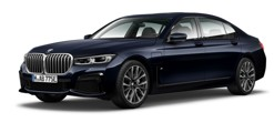 New October 26, 2021 01:02 BMW 7 Series Saloon 745e