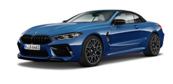 New May 9, 2021 11:43 BMW M8 Competition Coupé Convertible