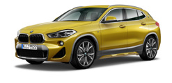 New March 8, 2021 16:30 BMW X2 M Sport X