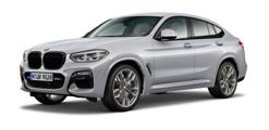 New September 21, 2021 08:23 BMW X4 M40i/d