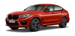 New September 21, 2021 08:23 BMW X4 M Competition