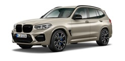 New May 19, 2021 03:54 BMW X3 M Competition