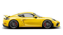 New March 6, 2021 05:26 Porsche 718 Cayman GT4