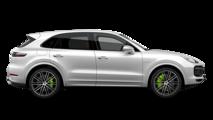 New October 23, 2021 00:29 Porsche Cayenne E-Hybrid Turbo S