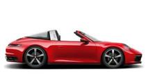 New April 20, 2021 01:51 Porsche 911 Targa 4
