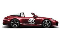 New April 20, 2021 01:51 Porsche 911 Targa 4S Heritage Design Edition