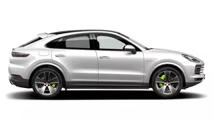 New October 23, 2021 00:29 Porsche Cayenne E-Hybrid Coupé