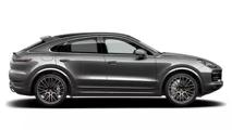 New September 21, 2021 09:07 Porsche Cayenne Turbo Coupé