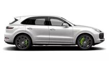 New September 21, 2021 09:07 Porsche Cayenne Turbo S E-Hybrid