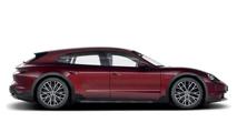 New May 16, 2021 12:25 Porsche Taycan Cross Turismo 4