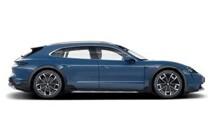 New May 16, 2021 12:25 Porsche Taycan Cross Turismo Turbo