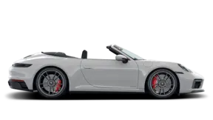 New July 25, 2021 23:14 Porsche 911 Carrera 4 GTS Cabriolet