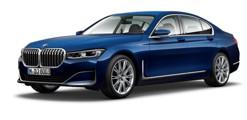 New October 26, 2021 01:02 BMW 7 Series Saloon