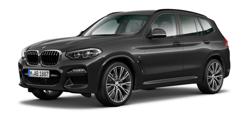 New May 19, 2021 03:54 BMW X3 M Sport