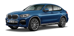 New September 21, 2021 08:23 BMW X4 M Sport X