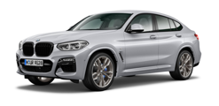 New May 9, 2021 12:05 BMW X4 M40d and M40i