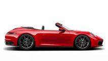 New July 25, 2021 23:14 Porsche 911 Carrera Cabriolet