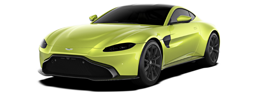 New Aston Martin Vantage from Dick Lovett
