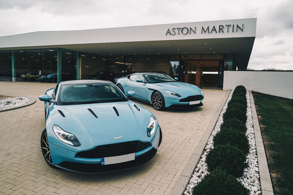 Approved Used Aston Martin Cars For Sale Dick Lovett