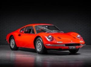 1973 Ferrari Dino 2-door