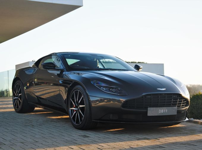 Aston Martin   Available Now   DB11 V8   Quantum Silver (6)