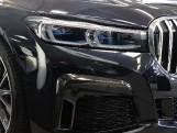 2019 BMW 740d M Sport Auto xDrive 4-door (Black) - Image: 3