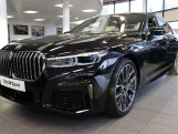 2019 BMW 740d M Sport Auto xDrive 4-door (Black) - Image: 5