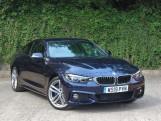 2019 BMW 420i M Sport Coupe (Blue) - Image: 1