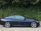 2019 BMW 420i M Sport Coupe (Blue) - Image: 12