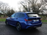 2020 BMW 320d M Sport Touring (Blue) - Image: 2